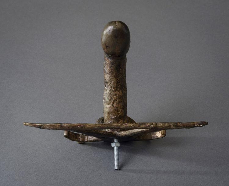 Picture of Penis Towel Hook