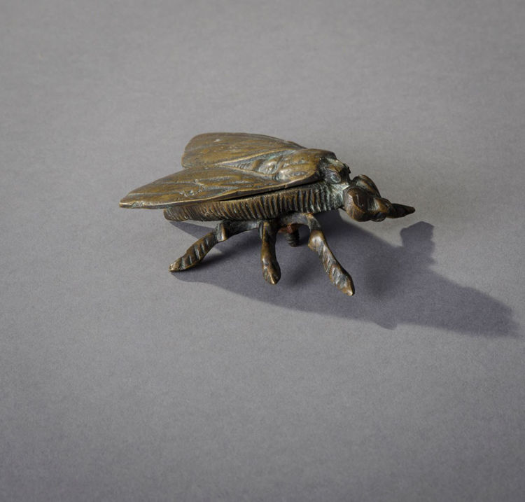 Picture of Fly with Lid