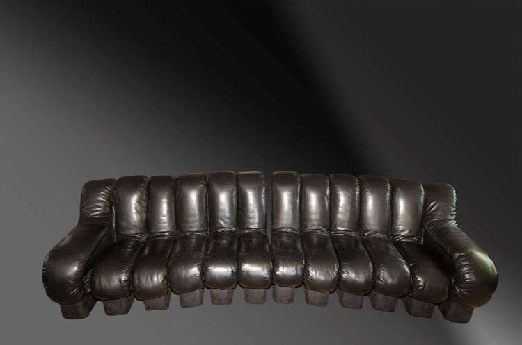 Picture of De Sede Non Stop Sofa