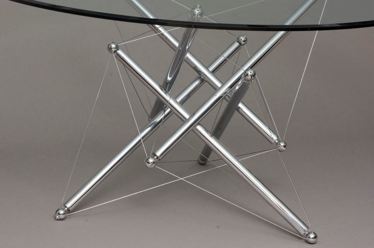 Picture of Tensegrity Table