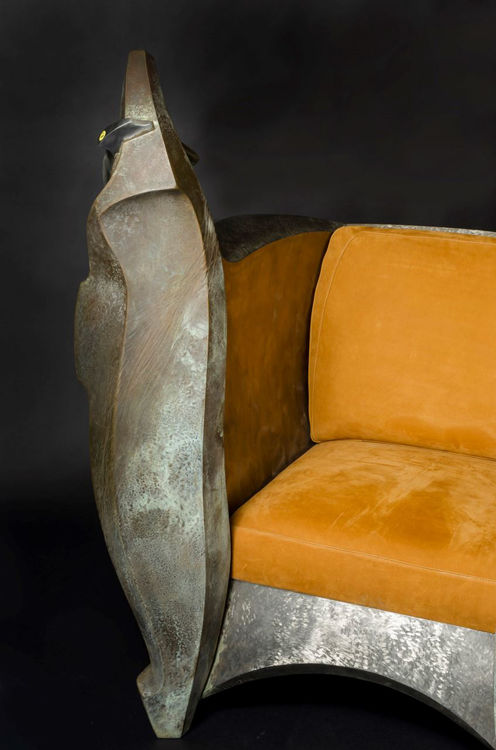 Picture of Sculptural chair