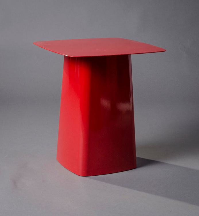 Picture of Metal Side Table Tall