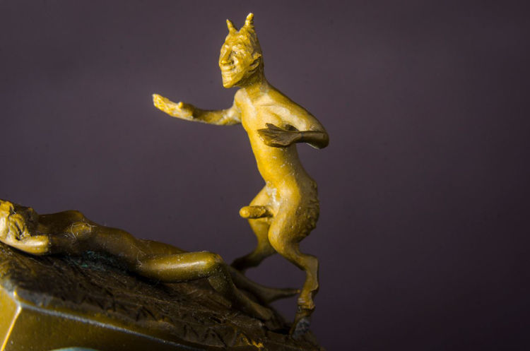 Picture of Satyr & Nymph