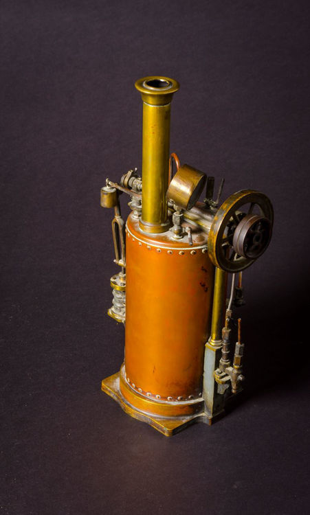 Picture of Salesman's Sample Boiler