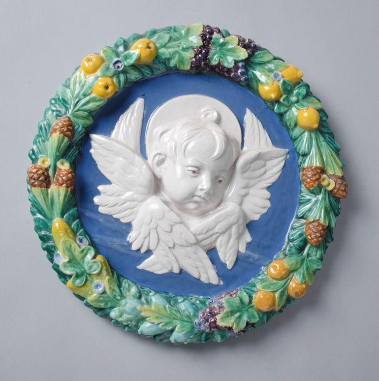 Picture of Cherub Wreath